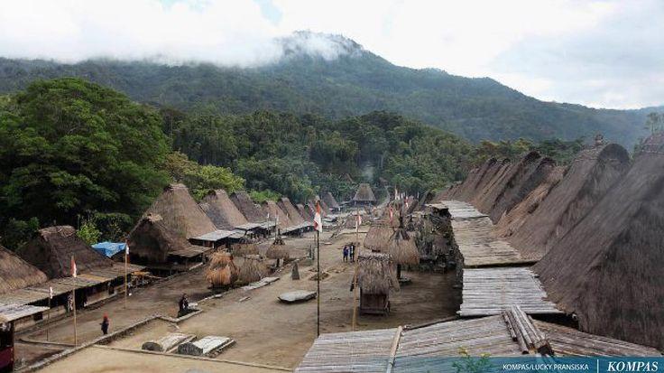 Beno village,Flores island,East Nusa tenggara