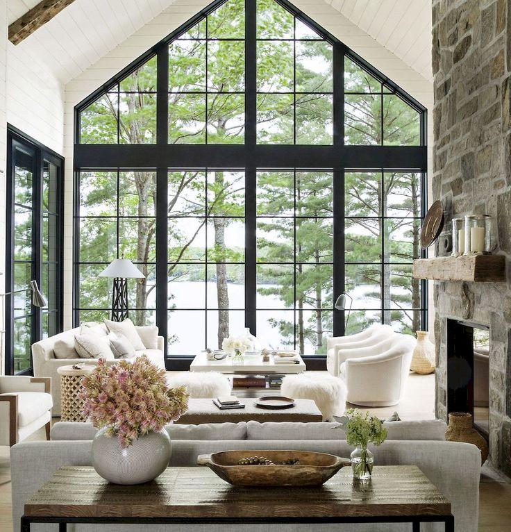 Lake House Interior Design: Best 25+ Lake House Bedrooms Ideas On Pinterest