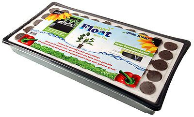 Seed Starting Pots and Trays 159452: Hydrofarm Jsef55 Plant Grow Tray, 55-Cell - Quantity 1 -> BUY IT NOW ONLY: $38.08 on eBay!
