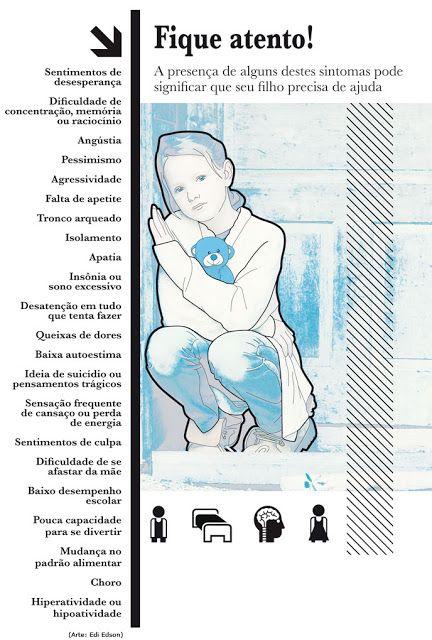 imagem criança depressão | LIBERDADE!: Depressão infantil Parte 2