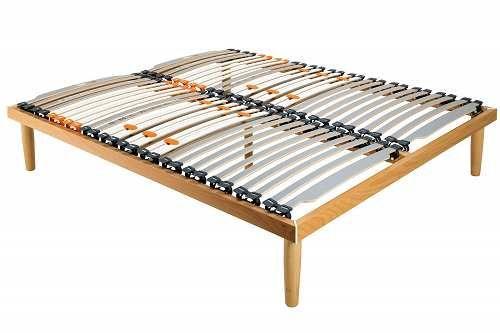 Prezzi e Sconti: #Goldflex rete doghe ergonomca 170x195 legno  ad Euro 411.00 in #Kelkoo #Letti e materassi