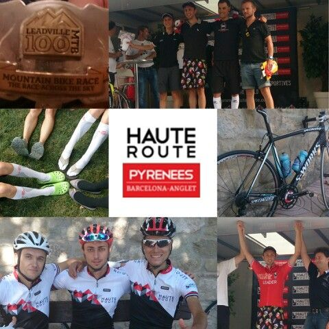 A day in the #hauteroute Day one