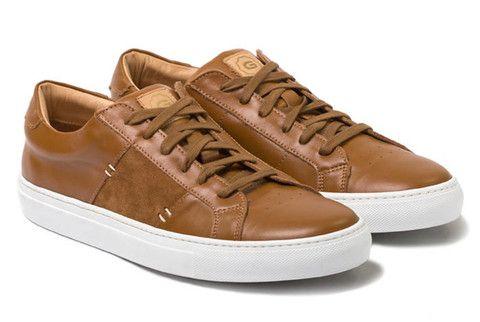 GreatShirts Men's Royale High Top Sneaker