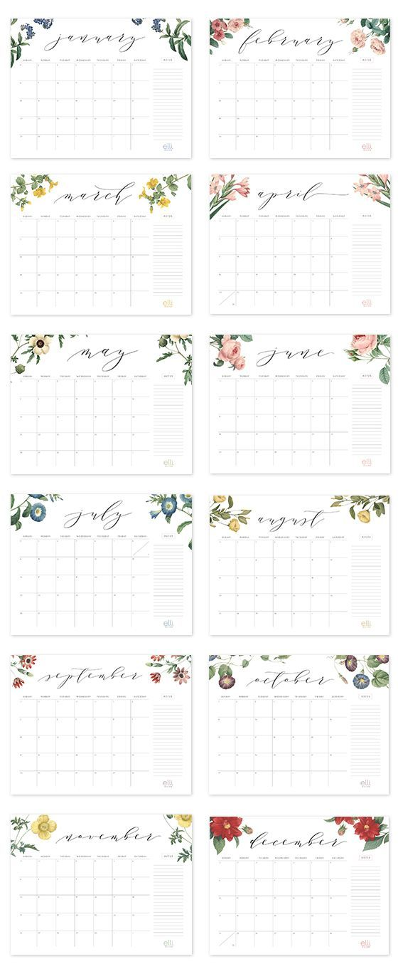 Best 25+ Printable calendars ideas on Pinterest | 2017 calendar ...