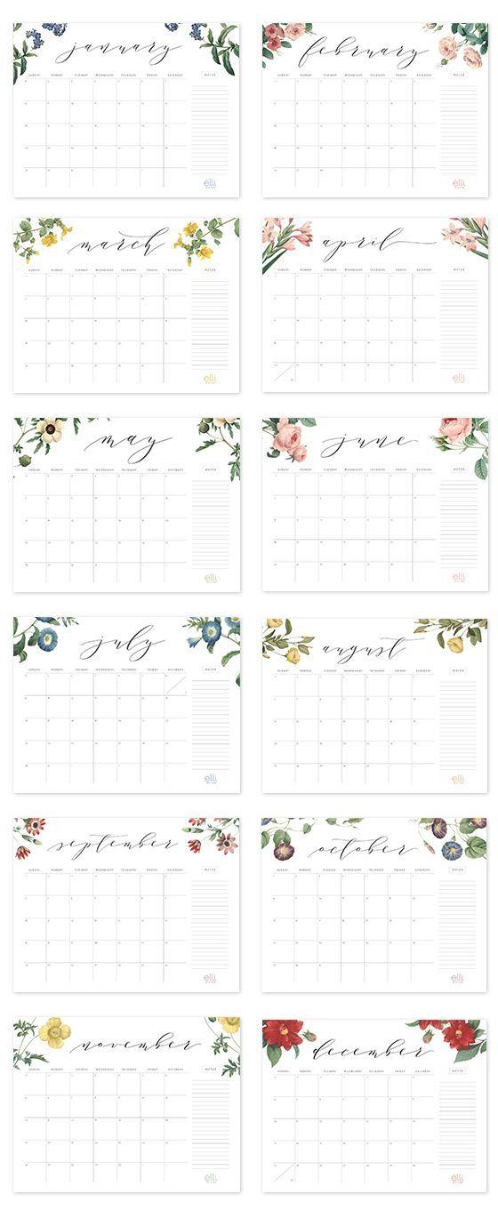 25 Best Ideas about Free Printable Calendar – Free Office Calendar