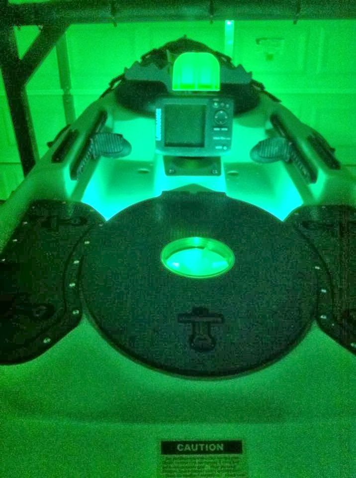 Led lights are more than just bling kayakfishing kayak for Kayak lights for night fishing