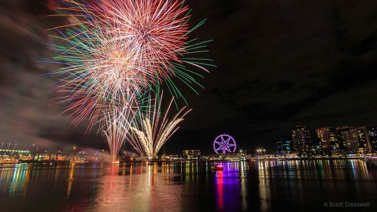 No big public celebration is complete without a fireworks display. But how are fireworks created and set off to create such an amazing spectacle? To find out, we met up with the mind behind the mammoth Sydney New Year's Eve fireworks.