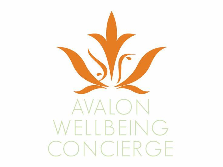 Avalon WellBeing, logo design, branding