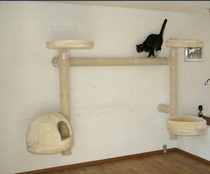 die besten 17 bilder zu kratzbaum und co auf pinterest katzenb ume katzenbetten und basteln. Black Bedroom Furniture Sets. Home Design Ideas