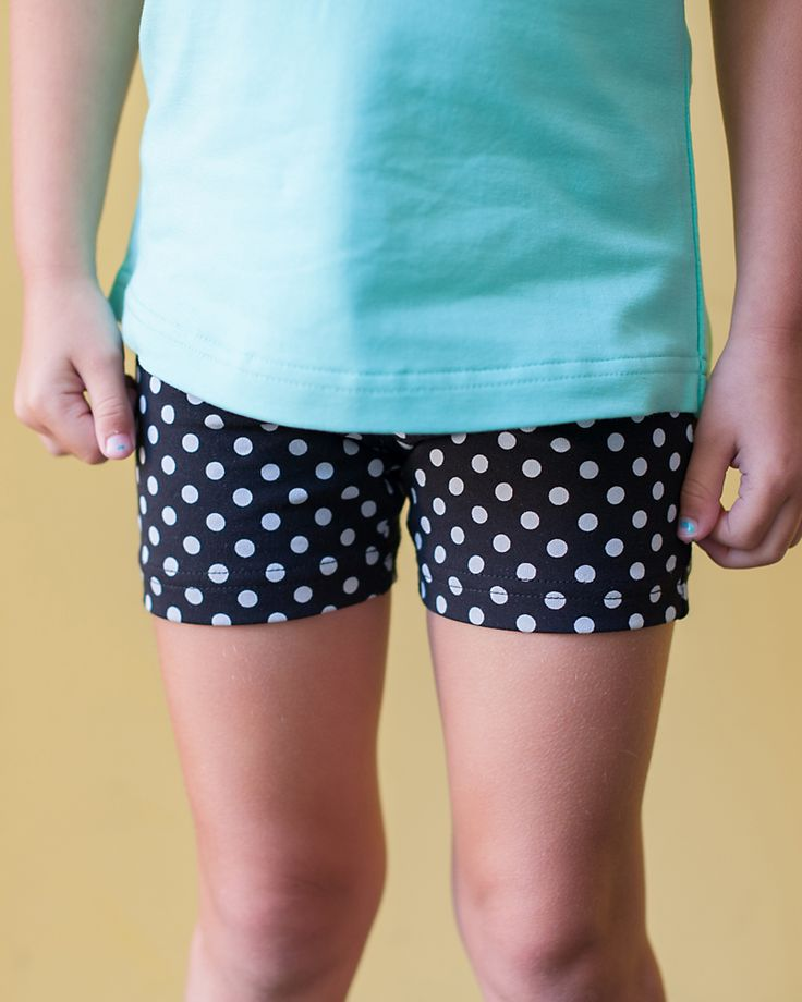 Peekaboo Beans - All Day Shorts - Contact your local Play Stylist or shop on vine at www.peekaboobeans.com/chantalcp