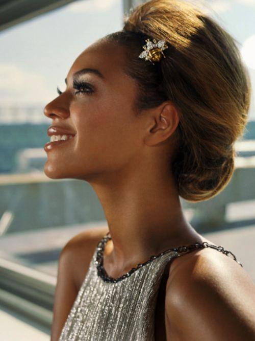 Beyonce - beautiful profile