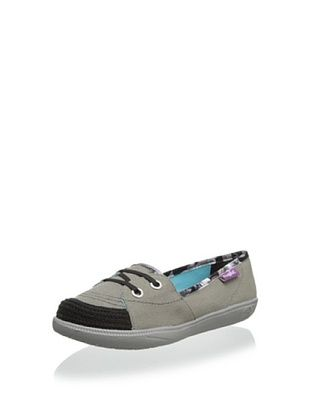 68% OFF Cushe Women's Hyper-Lite Lace-Up Loafer (Charcoal)