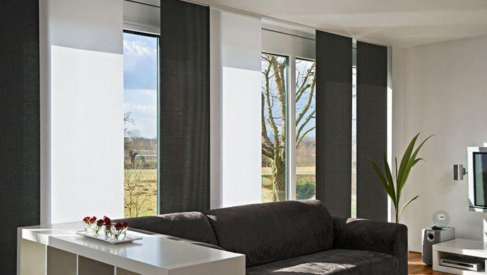 die besten 25 schiebegardinen ikea ideen auf pinterest selber machen raumteiler schrankt ren. Black Bedroom Furniture Sets. Home Design Ideas