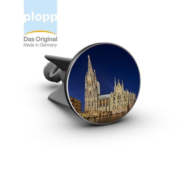 Plopp Waschbeckenstöpsel Köln Bei Nacht #Köln #Koeln #Kölsch #Living # Badezimmer #