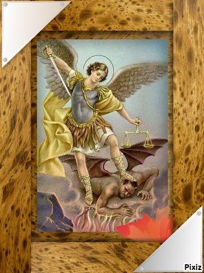 Prière Saint Michel Archange