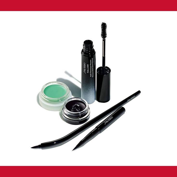 La nuova collezione makeup Shiseido.