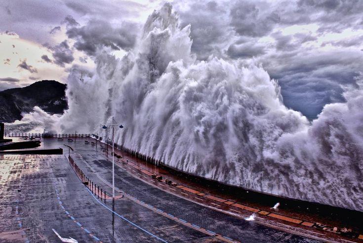 El temporal 2015, en imágenes