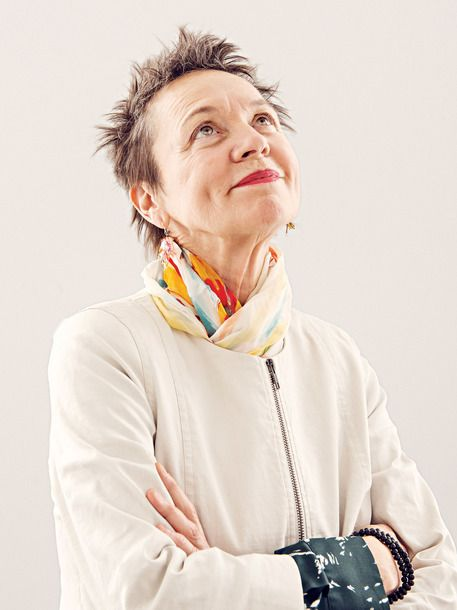 Laurie Anderson, Composer. Photo: Christopher Anderson/Magnum Photos/New York Magazine
