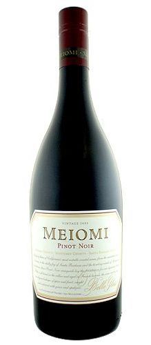 This week's wine pick: Belle Glos Meiomi Pinot Noir - Nice Full Bodied Pinot!