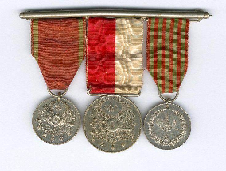 Osmanlı madalyaları