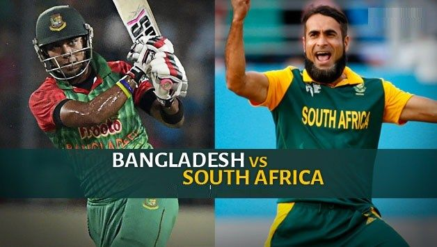 Watch Bangladesh vs South Africa 1st T20 live stream and get Prediction today cricket match. Where t