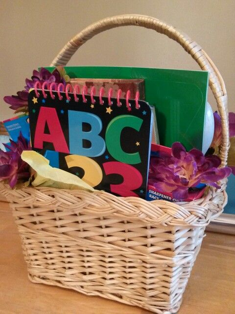 114 best my gift baskets images on pinterest gift baskets gift learn how to create a teacher gift basket teacherappreciation diy tutorial negle Image collections