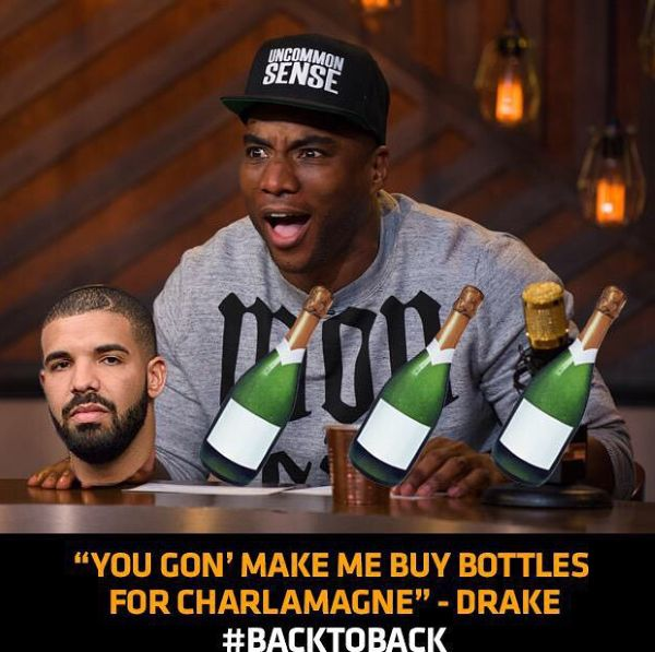 MORE SHENANIGANS: Meek Mill Delays Drake Response, Says He's Busy Cashing Out + Drake Sends Charlamagne Tha God Six Bottles!