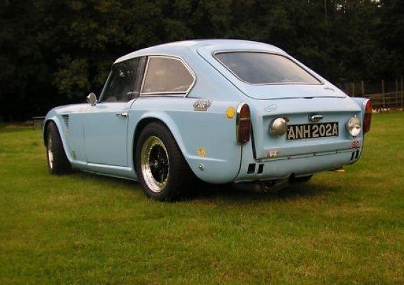 1963 Dové GTR4 Hardtop