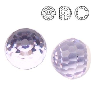 4869 Ball 6mm Violet CAVZ  Dimensions: 6,0 mm Colour: Violet CAVZ 1 package = 1 piece