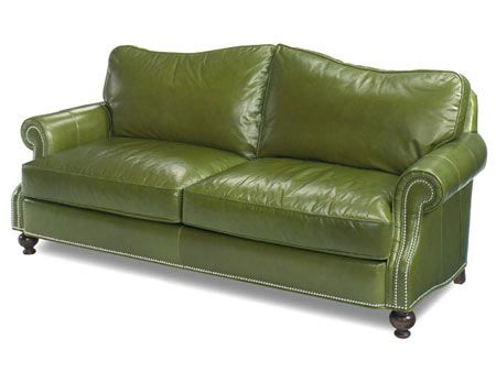 Leather And Bonded Leather Sofas Green Leather Sofas