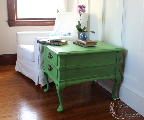 17 Best Images About Chalk Paint Antibes Green On