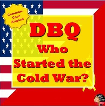 dbq tension between soviet union and us Quizlet provides 8 grade us history cold war  the power struggle between the soviet union and the  the period after wwiii known for tension between t.