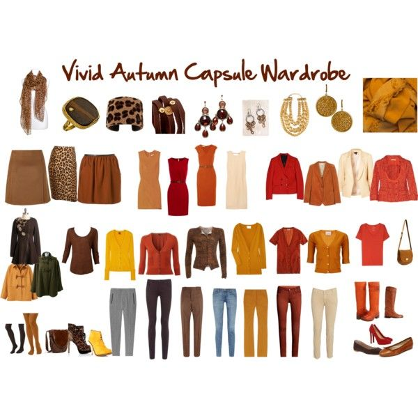 Vivid Autumn Capsule Wardrobe by jeaninebyers on Polyvore featuring Kain, Gucci, Oasis, Michael Kors, Bottega Veneta, Crumpet, NW3, Witchery, Tory Burch and J.Crew