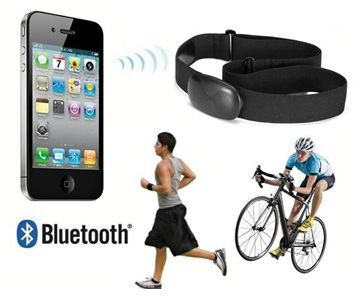 Монитор пульса дляiOS фитнес и спорт: Endomondo Sports Tracker, Strava Cycling, Sports Tracker, MapM...