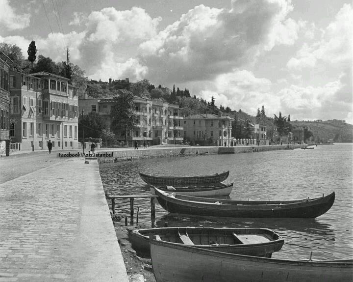 Bebek sahili,1940