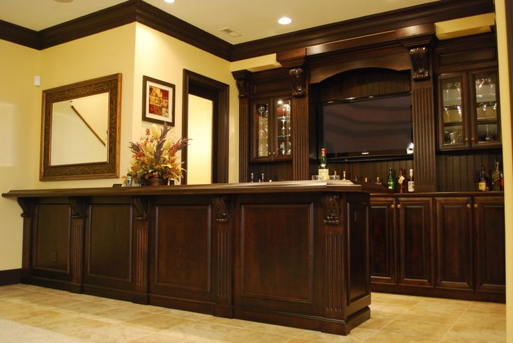 1000 Images About Custom Bar Cabinets For Home On