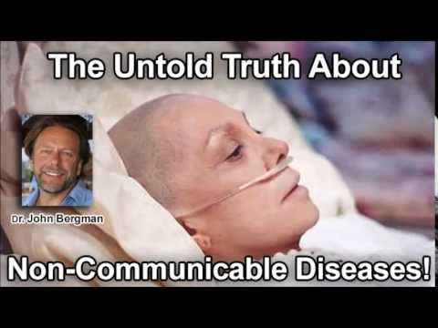 My very healthy hardworking son in-law got all his vaccines to travel out of states for the army a few years ago and has been suffering all of the symptoms discussed here still trying to be a hardworking provider for his family... Dr. John Bergman The Truth About Non Communicable Diseases Exposed - YouTube
