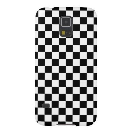 Retro Checkerboard Samsung Galaxy S5 Case - patterns pattern special unique design gift idea diy