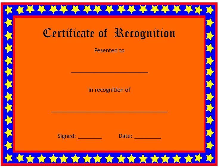 ideas about create certificate on pinterest free certificates award