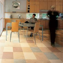 Marmoleum natural linoleum flooring cheap eco friendly for Inexpensive flooring solutions