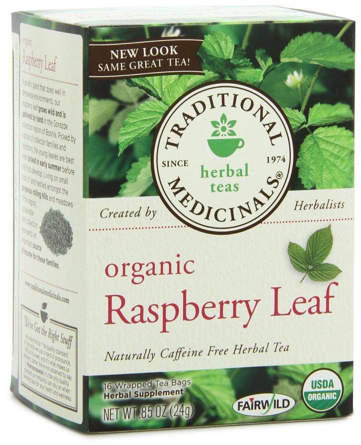 Organic raspberry leaf tea during pregnancy
