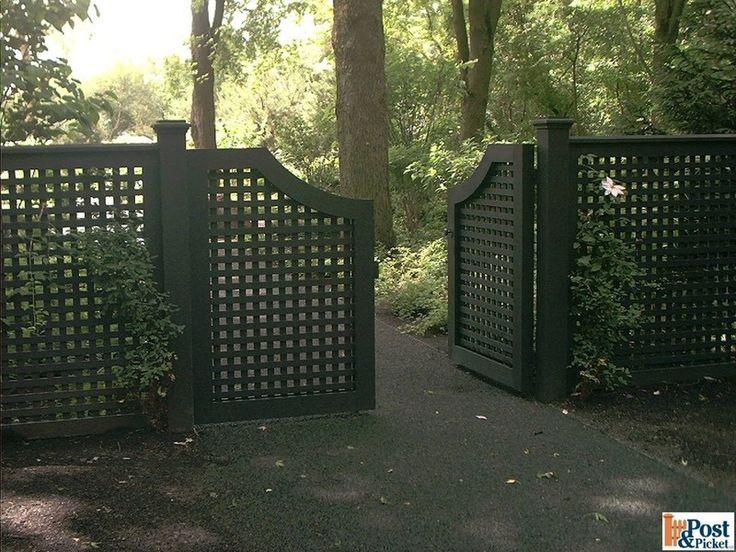 Build Garden Gate Plans