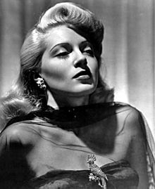 LANA TURNER (February 8, 1921 - June 29, 1995), born Julia Jean Turner, was an American actress. She is known as one of the first Hollywood scream queens thanks to her role in the 1941 horror film Dr. Jekyll and Mr. Hyde, and her reputation as a glamorous femme fatale was enhanced by her performance in the film noir The Postman Always Rings Twice (1946).