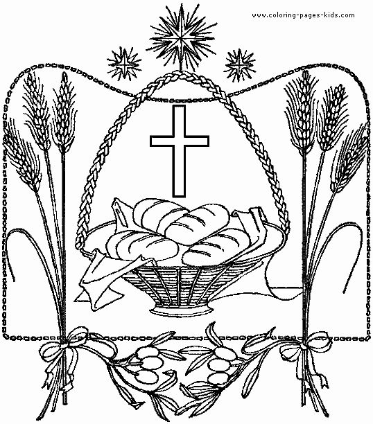 free coloring pages with religious themes | 10+ images about Christian symbol blacklines on Pinterest ...