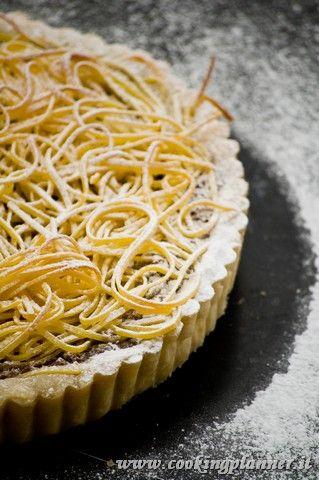Torta di tagliatelle [noodle cake]