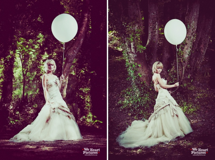 woodland rock the dress