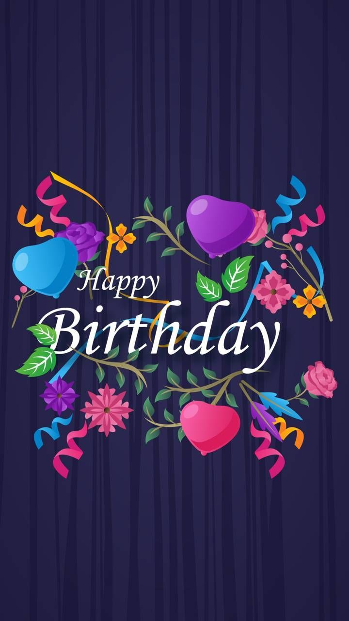 Download Happy Birthday Wallpaper By Midhun Ganga 4f Free On Zedge Now Browse Millions O Happy Birthday Celebration Happy Birthday Fun Birthday Wallpaper
