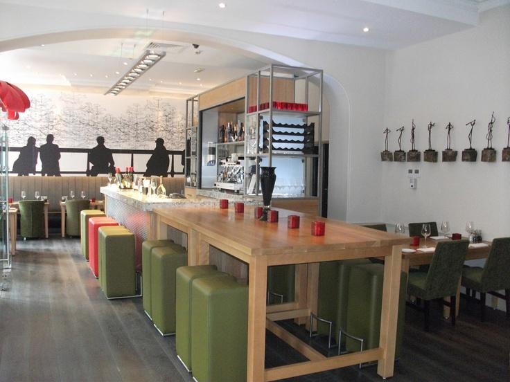 The Jam Cupboard at Rydges Kensington Hotel, London.