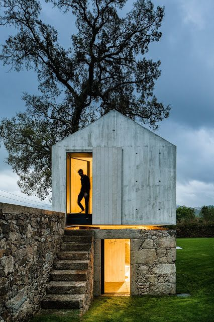 simplicity love: The Dovecote, Portugal   AZO Sequeira Architects Associates