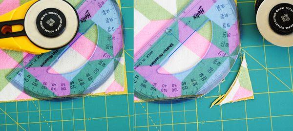 Suministros Necesarios:    1. Mezclar y combinar la tela (ver tamaños pieza del patrón y cortar cantidades más adelante)   2. Pase a j...